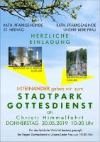 Stadtparkgottesdienst