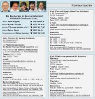Kontaktdaten Seelsorgebereich Kulmbach Stadt und Land