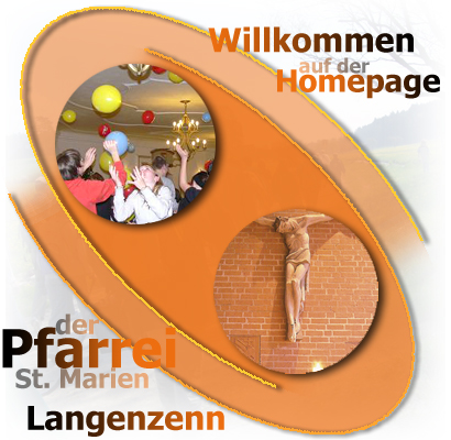 Titel Startseite Pfarrei St. Marien Langenzenn