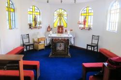 22.8.2017 Hauskapelle im Bischofshaus