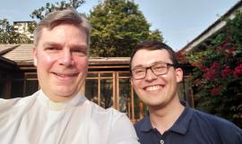 Begegnung mit Johannes Korn