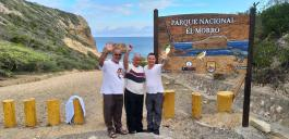 In Montecristi im Nationalpark Morro
