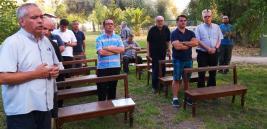 Gebet am Bildstock (1)