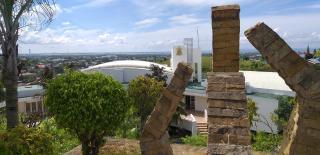 Blick vom Schönstatt-Retraet-Center über die Stadt Cebu