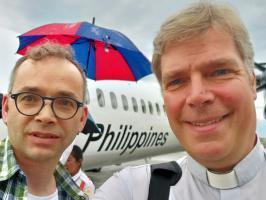 Abflug in Cebu