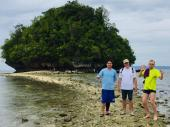 Bootsausflug zu den Inseln