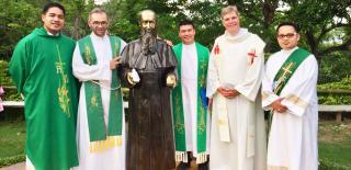 Nach der Heiligen Messe