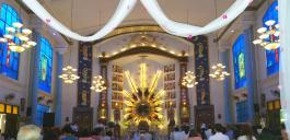 Wallfahrt zum Hl. Pedro in Cebu
