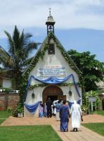 Heiligtum in Gikungu / Bujumbura