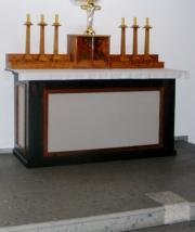 Dachau-Altar