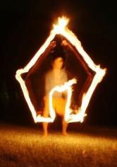 Fackellauf 2009 - Ur-Heiligtum light