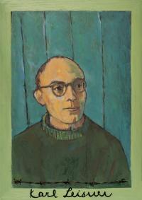 Karl Leisner Ölbild