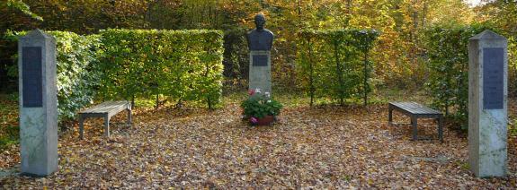 Karl-Leisner-Gedenkstätte beim Waldsanatorium Planegg