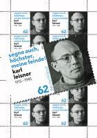 Gedenk-Briefmarke 2015