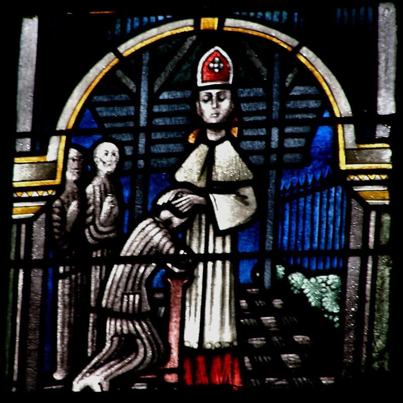 20 jahre seligsprechung priester und bildungshaus berg for Fenster xanten