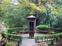 Gedächtnisstätte auf dem Oermter Marienberg