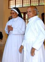 Sr Elise und Fr. Felix