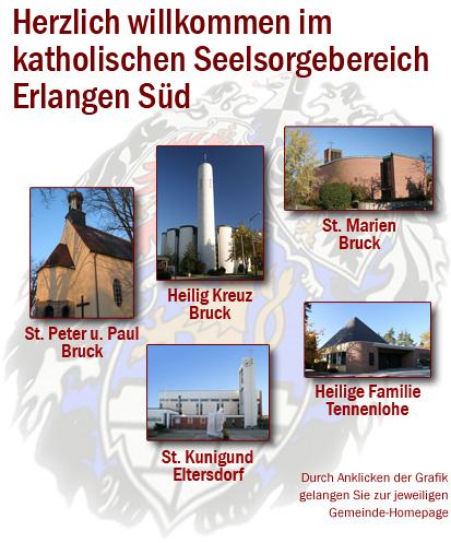 Katholischer Seelsorgebereich Erlangen S�d