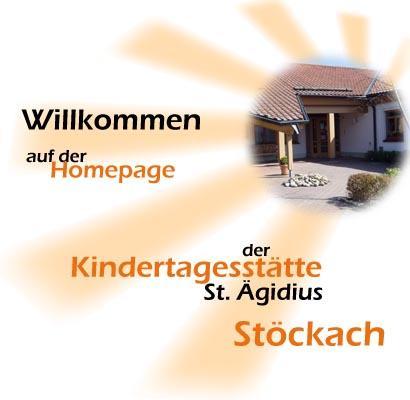 Titelbild Kindergarten St. Ägidius Stöckach, Igensdorf