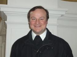 Pfarrer Albert Müller